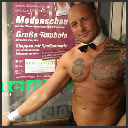Stripper Steve aus Meitingen