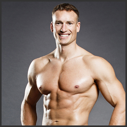 Stripper Gorden aus Hamburg