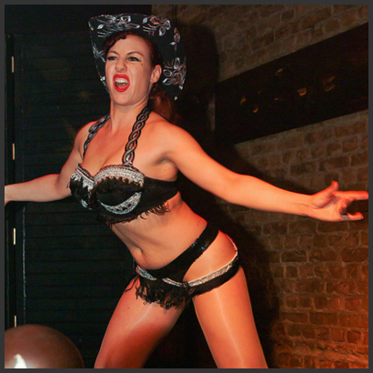 Burlesque Berlin - Lilly Tiger