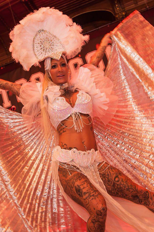 Showgirl Sweet Clubby aus Ludwigshafen