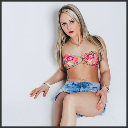 Stripperin Lisa aus Herford