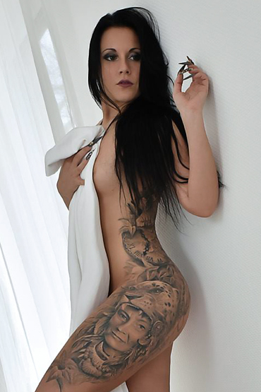 Stripperin aus Erfurt - Roxy Royal