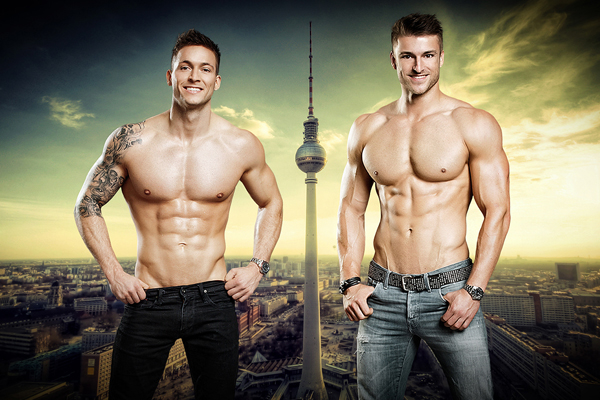 BERLIN DREAMBOYS ➨ Partner von Stripagentur.com