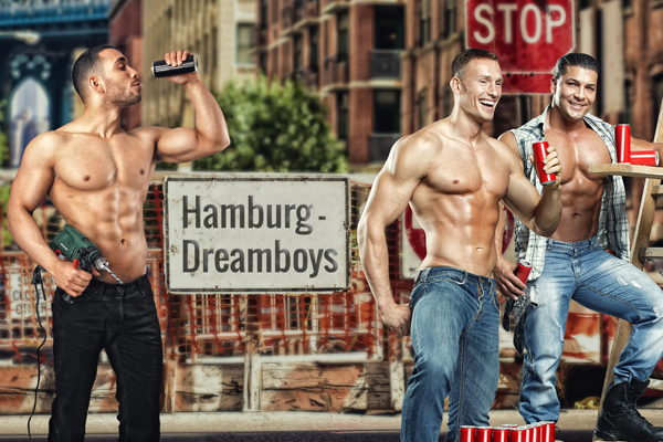 HAMBURG DREAMBOYS ➨ Partner von Stripagentur.com